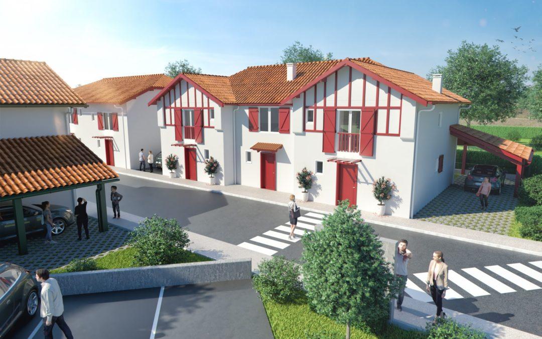 Maison 3 pièces à Lahonce
