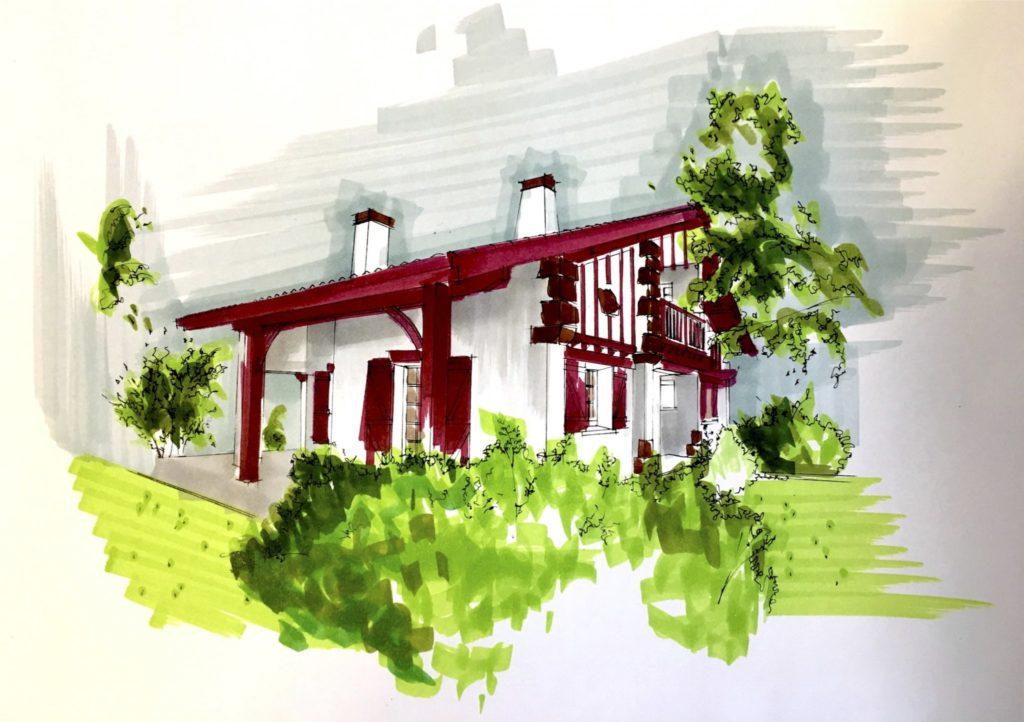 maison 6 pièces Biarritz