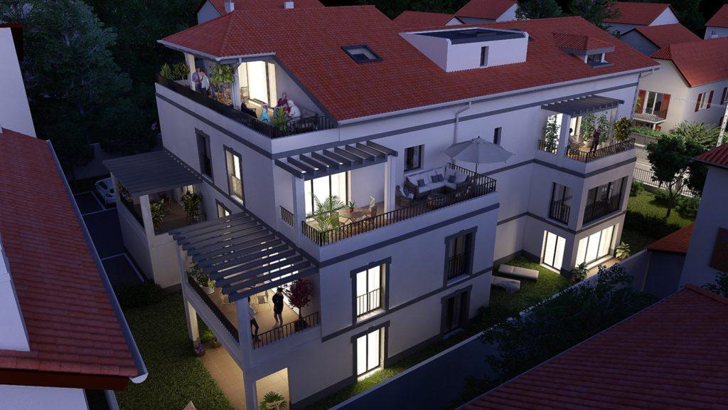 Appartement 4 pièces biarritz