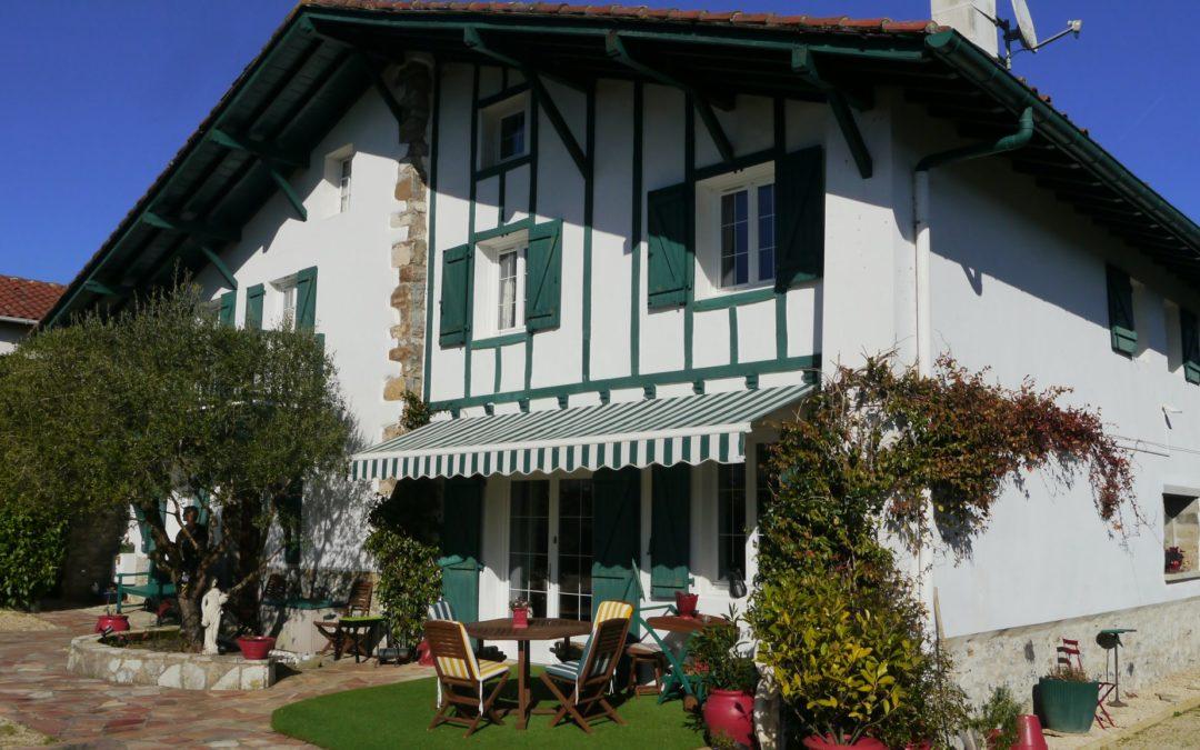 maison de village lassore