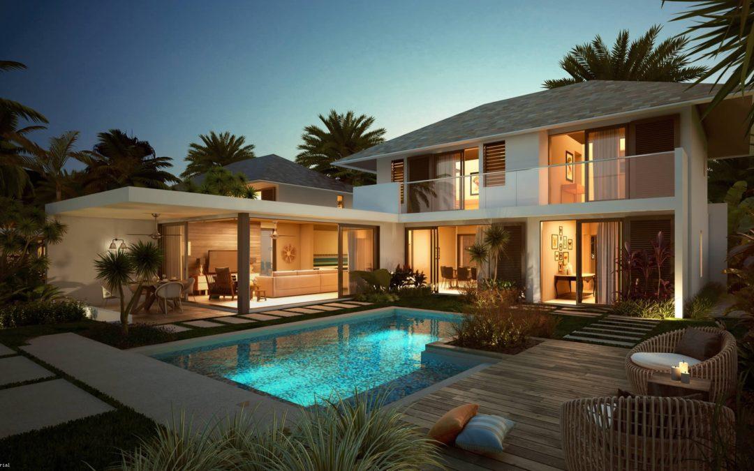 Votre villa de vacances à l'île Maurice