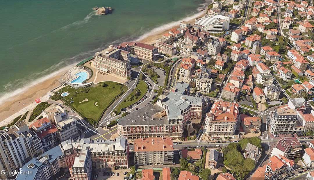 Appartement 2 pièces à Biarritz