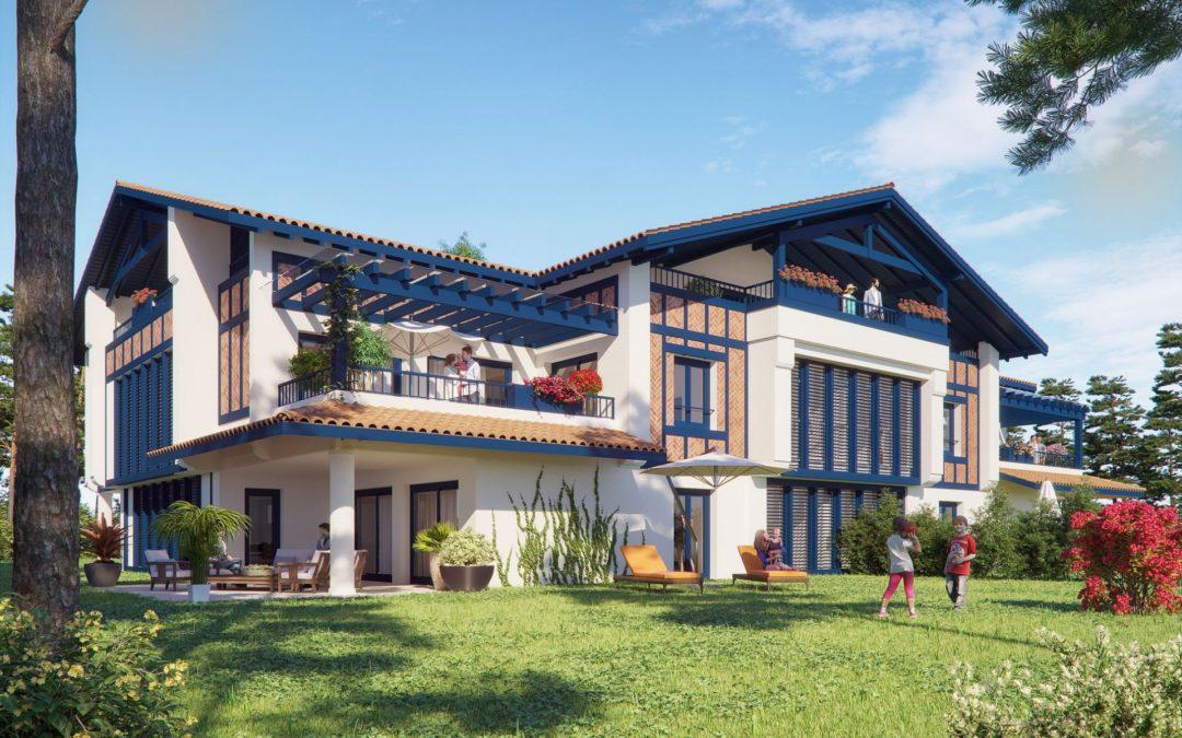 Villa Bengali – Hossegor France