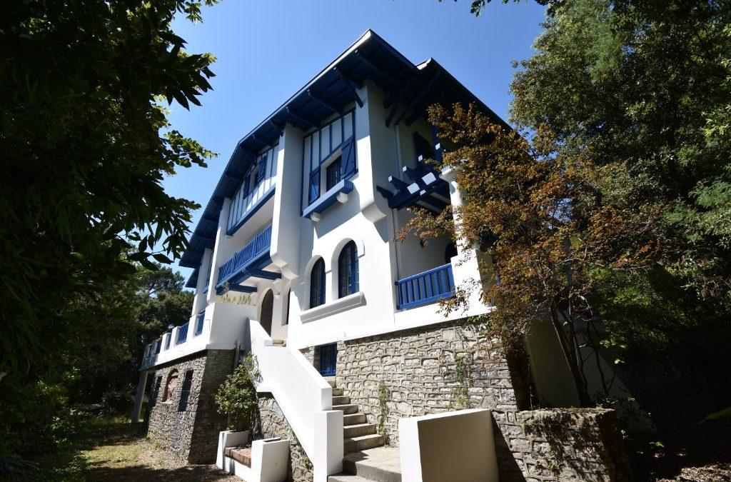 Une villa de 16 pièces à Hossegor