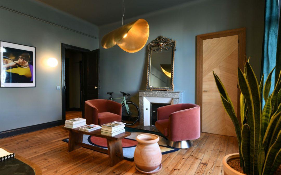 Biarritz : Appartement Place Clémenceau Vue Océan