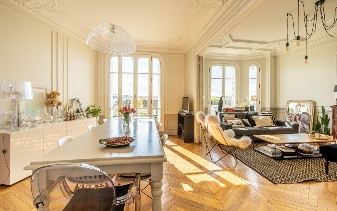 Appartement 6 pièces – Paris XVème