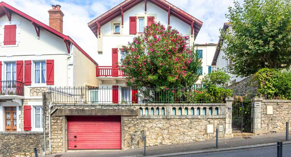 Maison mitoyenne à Biarritz