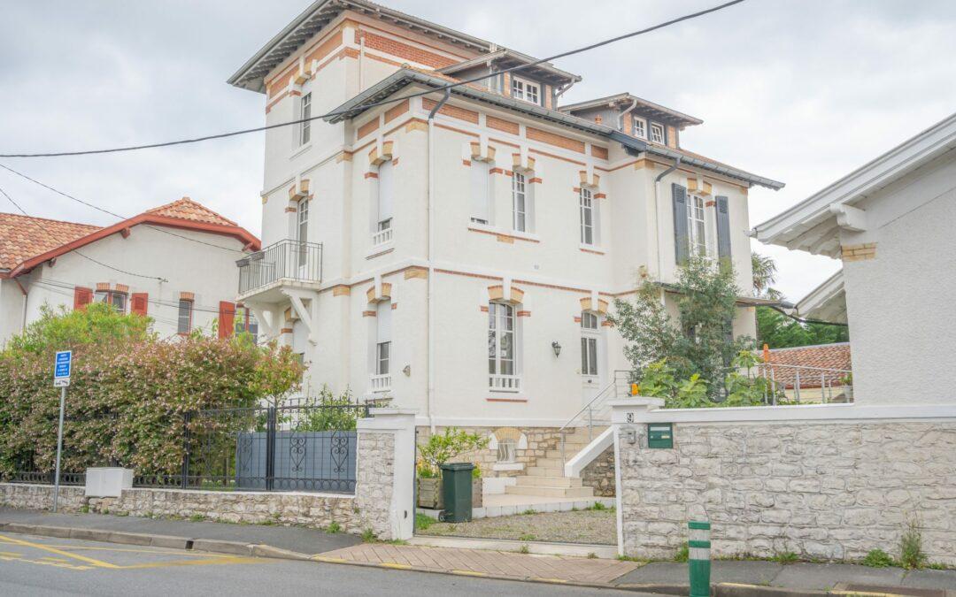 Maison des années 1930