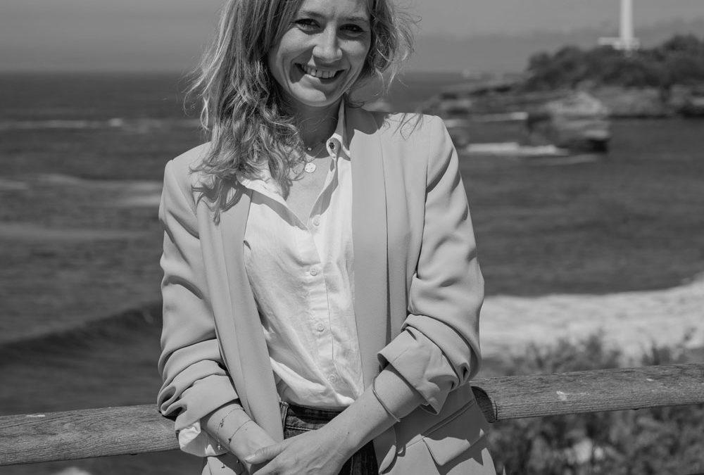 Interview : Alexine Gueguen