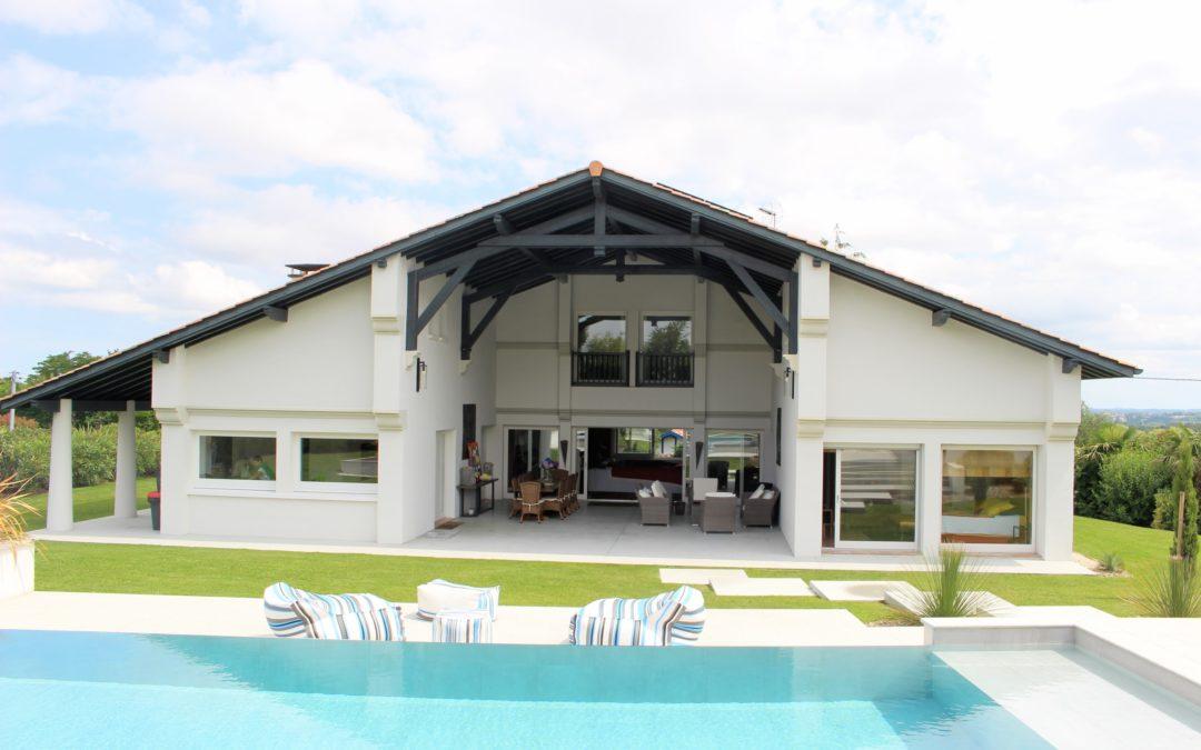 Magnifique villa à Arcangues