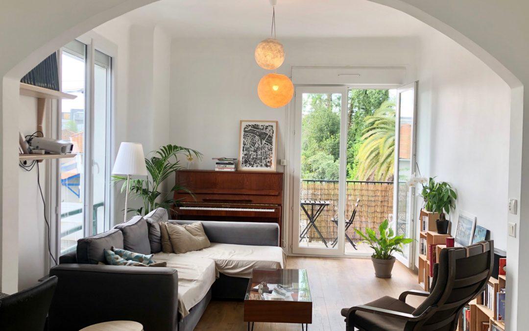 Appartement 3 pièces, proche des plages à Anglet
