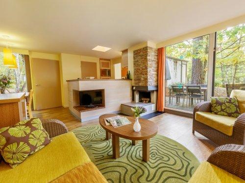 Appartement dans une résidence de tourisme