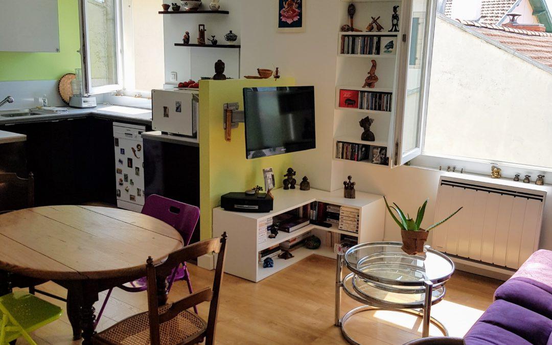 Appartement 35m² à Biarritz